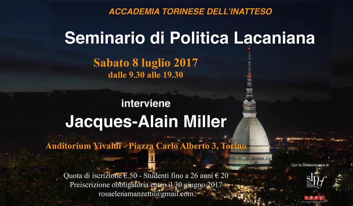 Seminario di Politica Lacaniana