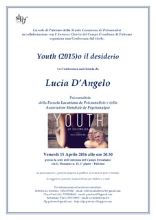 Youth (2015) o il desiderio