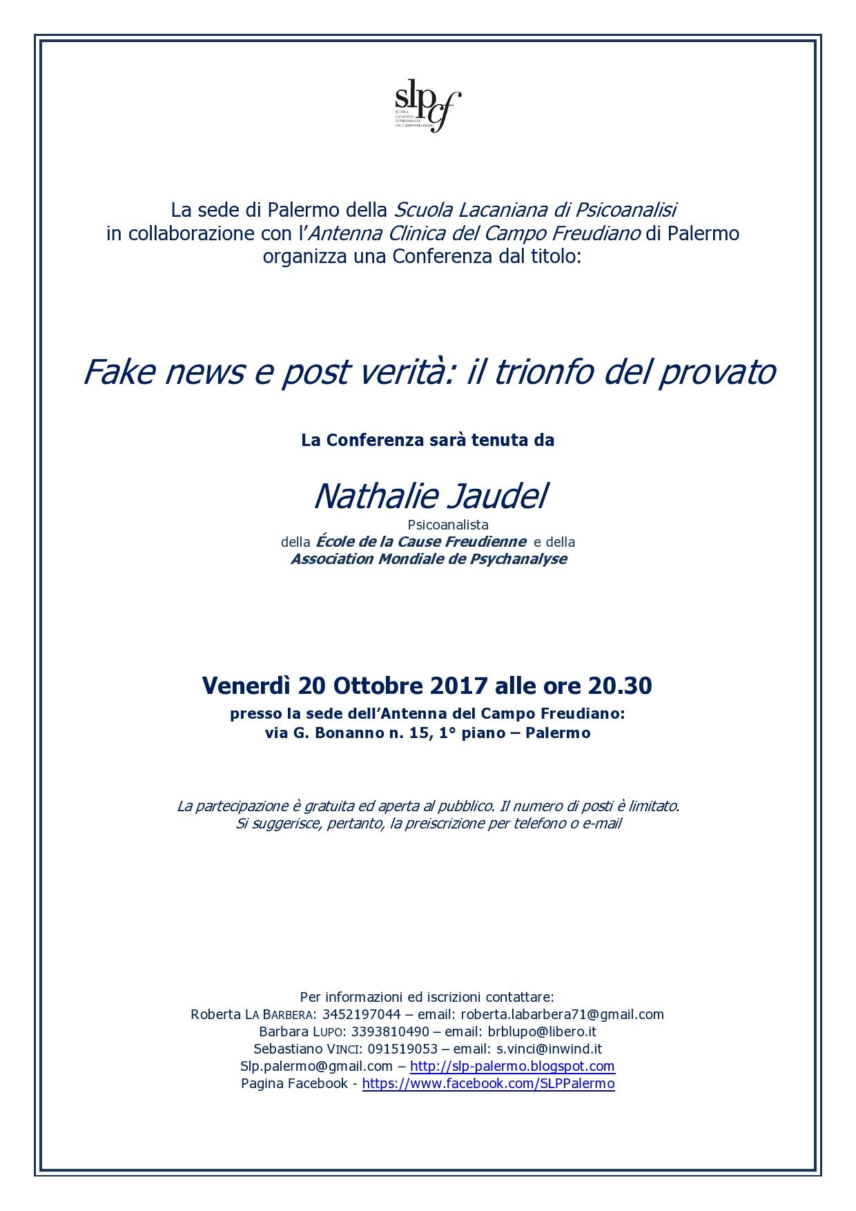 Fake news e post-verità: il trionfo del provato