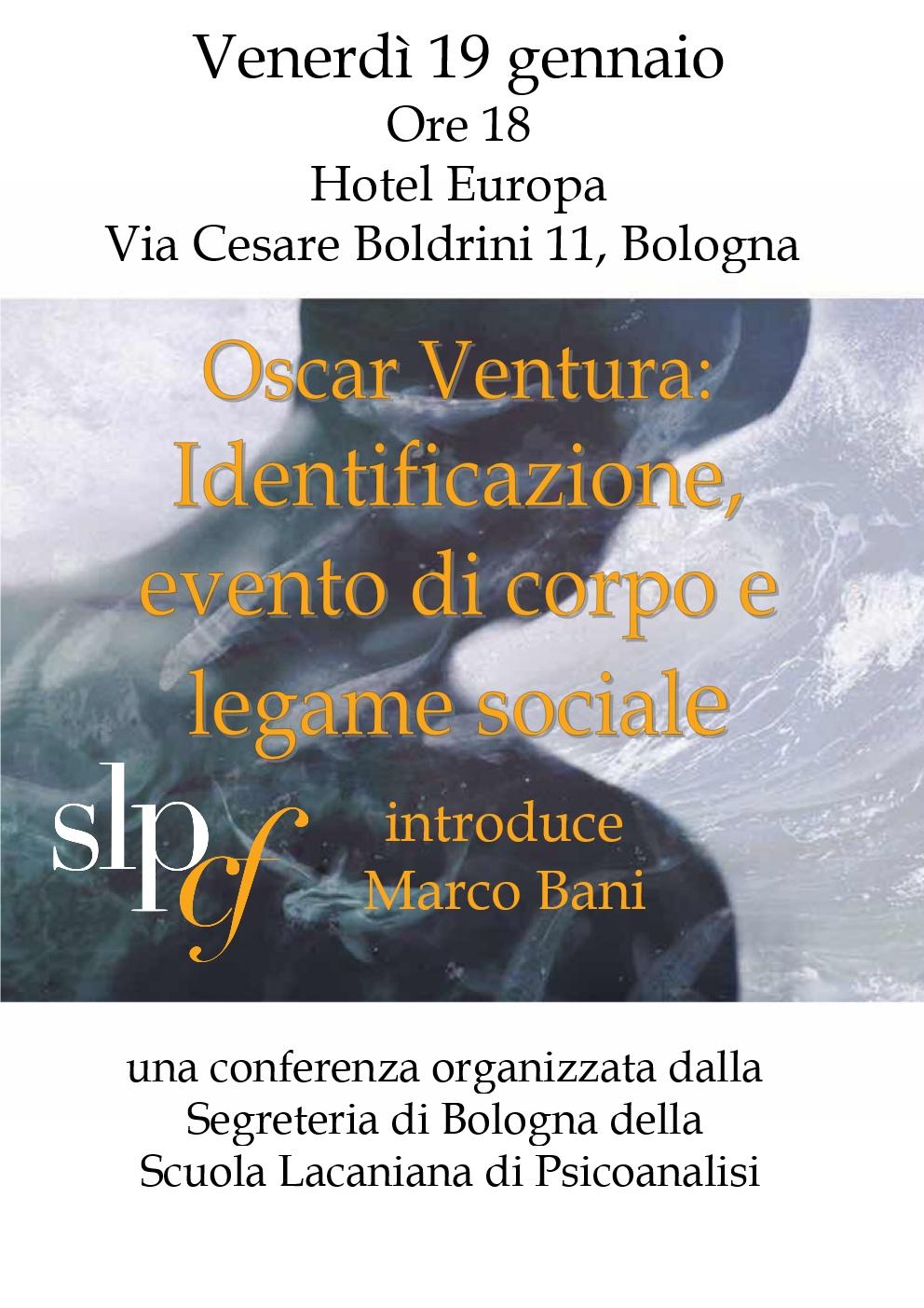 Identificazione, evento di corpo e legame sociale