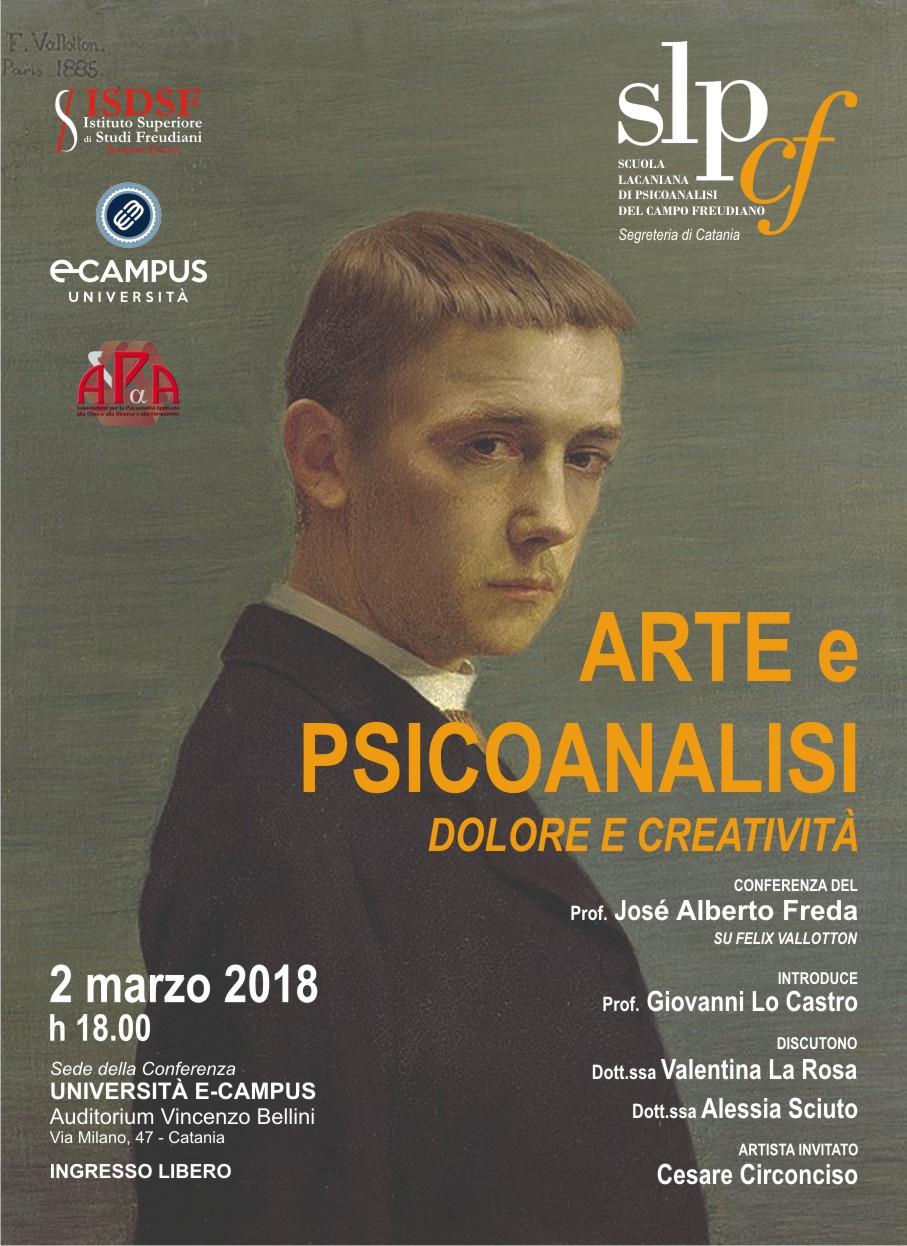 Arte e psicoanalisi - Dolore e creatività