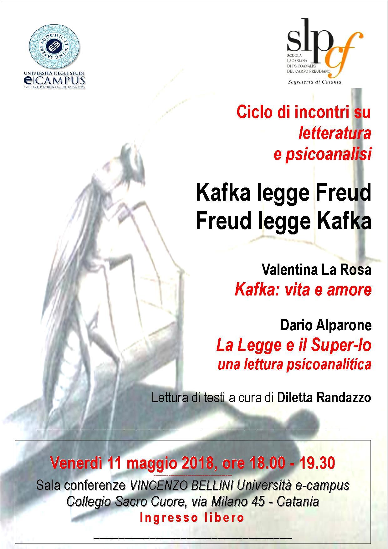 Kafka legge Freud, Freud legge Kafka