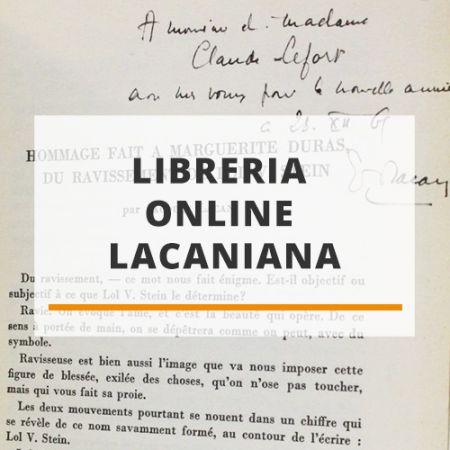 Libreria online lacaniana