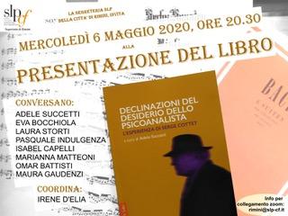 """Presentazione del libro """"Declinazione del desiderio dello psicoanalista"""""""