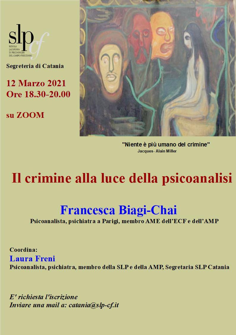 Il crimine alla luce della psicoanalisi