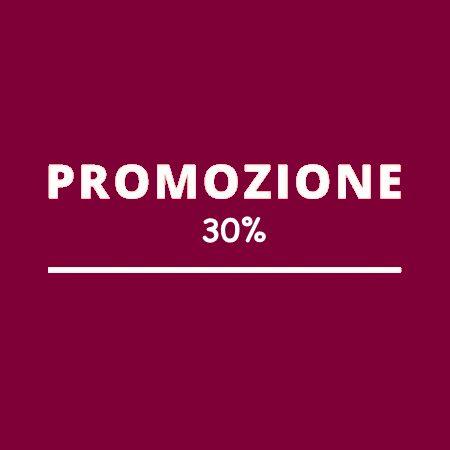promozioni al 30%
