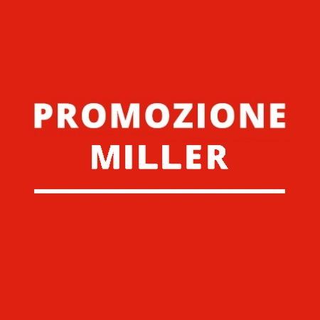 Promozione Miller