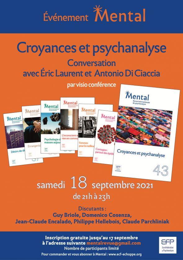 Mental: Conversazione con E. Laurent e A. Di Ciaccia